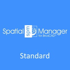 Spatial Manager for BricsCAD Standard