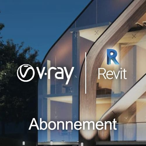 V-Ray Next for Revit, 1 jaar