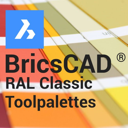 RAL Classic Toolpalettes