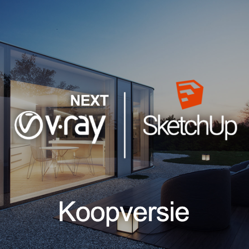 V-Ray Next for SketchUp Mac, Upgrade vanaf versie 3.x