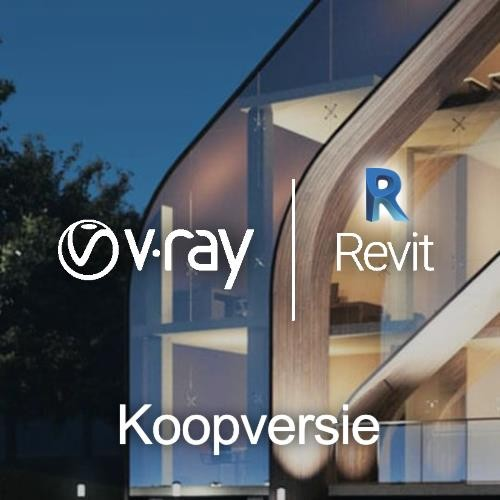 V-Ray Next for Revit kooplicentie