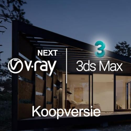 V-Ray Next for 3ds Max, upgrade vanaf versie 3.x